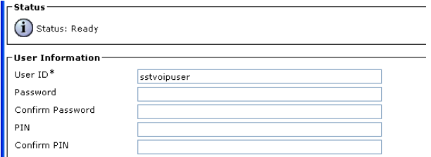 Create User ID