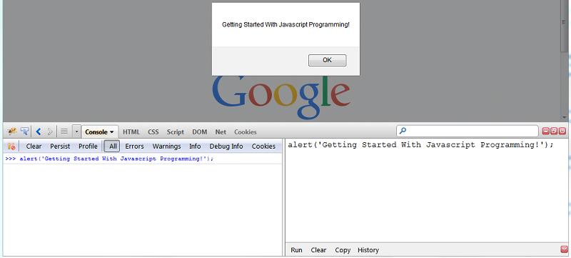 Comenzando con la programación de JavaScript