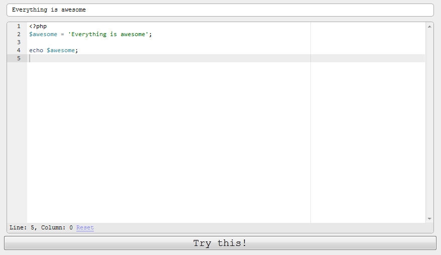 php console download composer