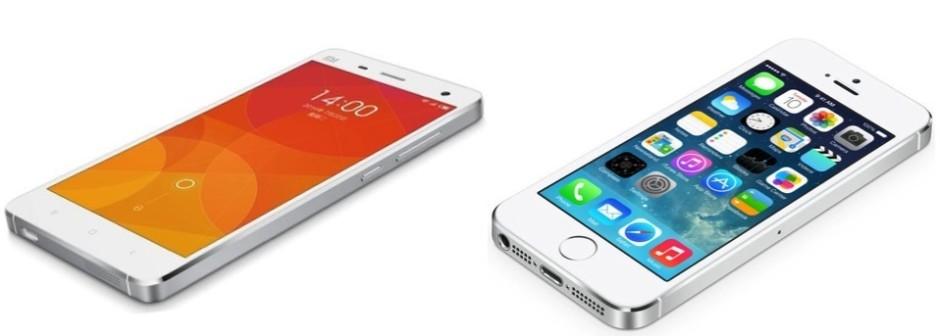 Xiaomi Copies Apple