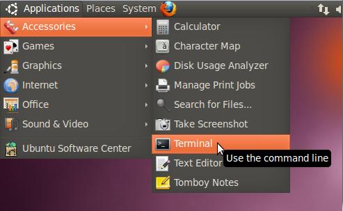 Cómo utilizar la terminal de Linux