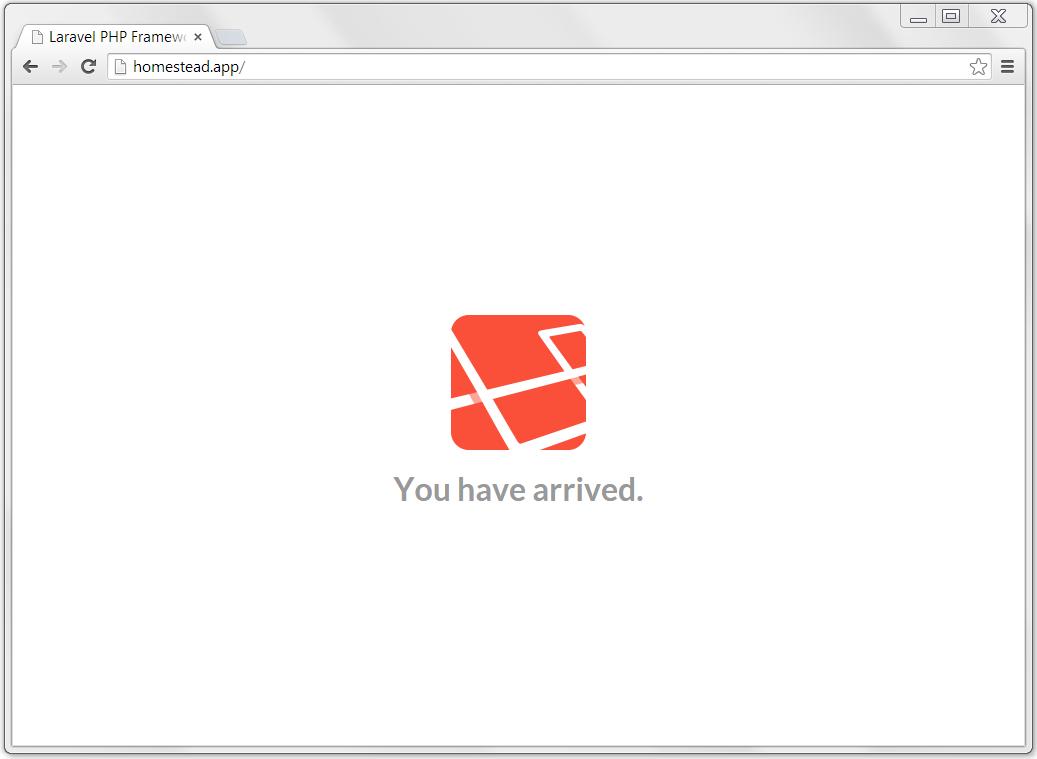 Install Laravel Homestead on Windows