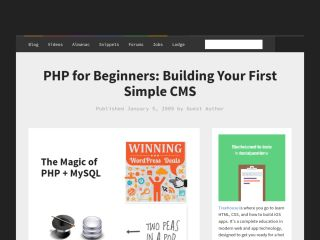 css-tricks-php-for-beginners
