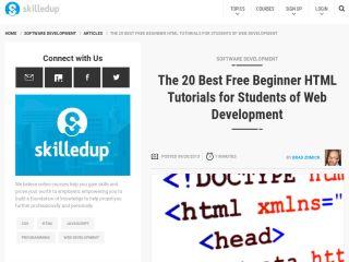 free-beginner-html-tutorials
