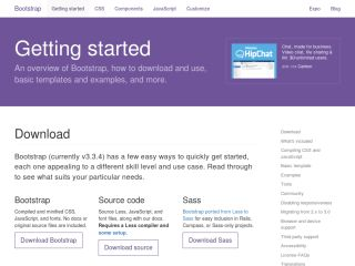 getbootstrap-getting-started