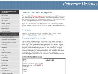 diseño de referencia-tutoriales-javascript