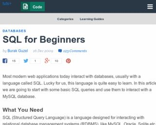 MySQL Tutorials For Beginners – Vegibit