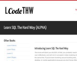 sql-learncodethehardway