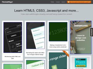 thecodeplayer-html