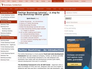 tutorialscollection-twitter-bootstrap-tutorial
