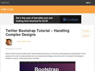 twitter-bootstrap-tutorial-handling-complex-designs