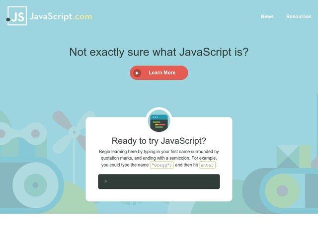 javascript dot com