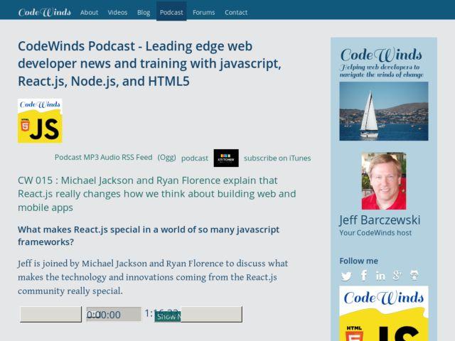 CodeWinds Podcast