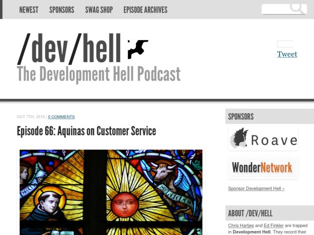 The Development Hell Podcast