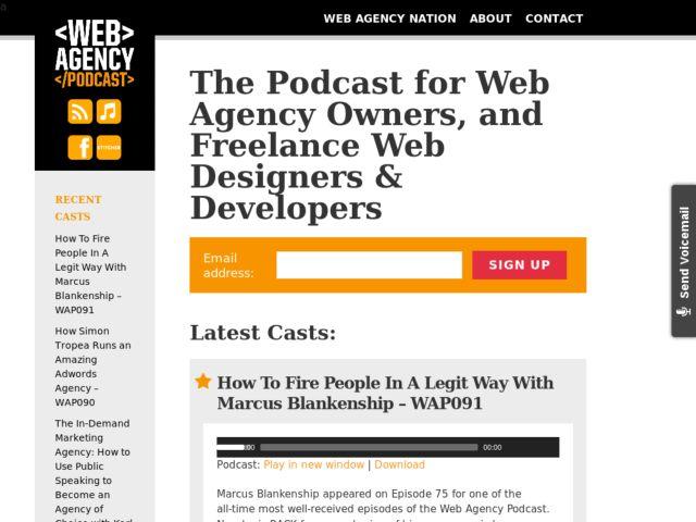 web agency podcast
