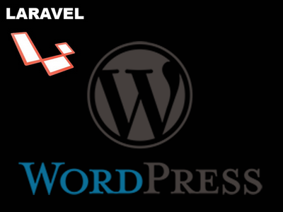Laravel WordPress Integration