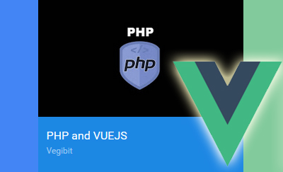 vuejs and php