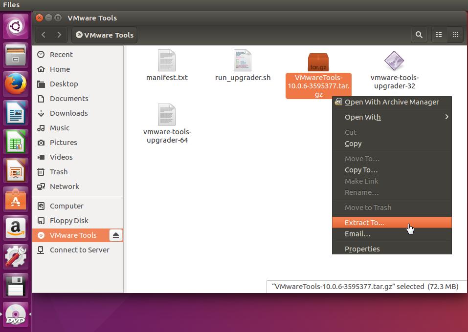 Installing VMware Tools on Linux – Vegibit