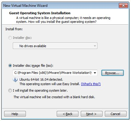 instalación del sistema operativo invitado