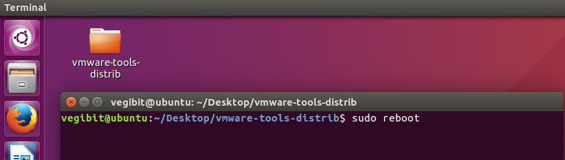 reboot Ubuntu