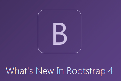 whats-new-in-bootstrap-4