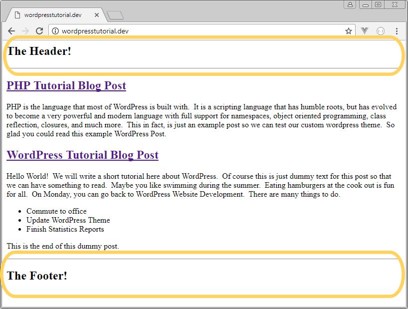 WordPress Theme Development Tutorials [All in 1 Best Series] 17