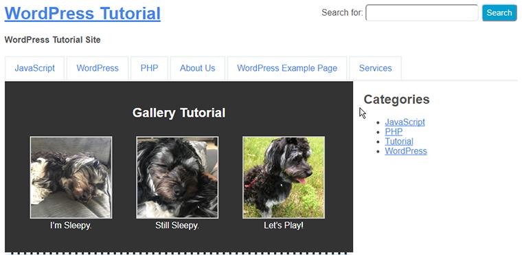 widget de barra lateral envoltura personalizada html