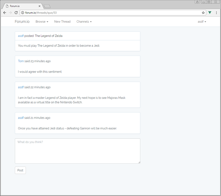 bootstrap left side layout