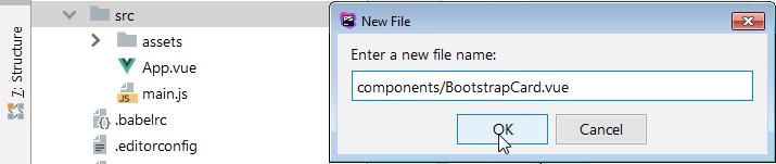 ejemplo de componente de archivo único