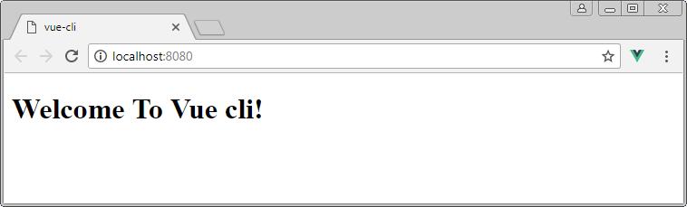 Vue-cli Webpack-Simple Tutorial – Vegibit
