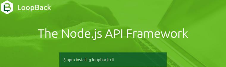 LoopBack_-_Node.js_framework