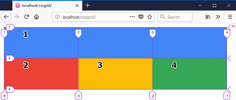 grid-column-start grid-column-end