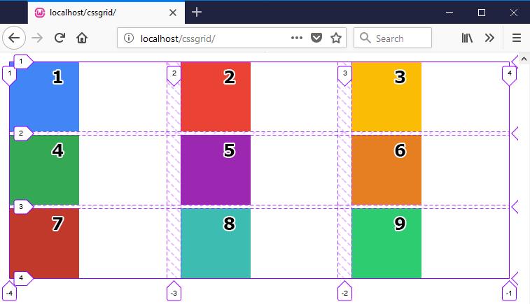 grid-row-gap grid-column-gap