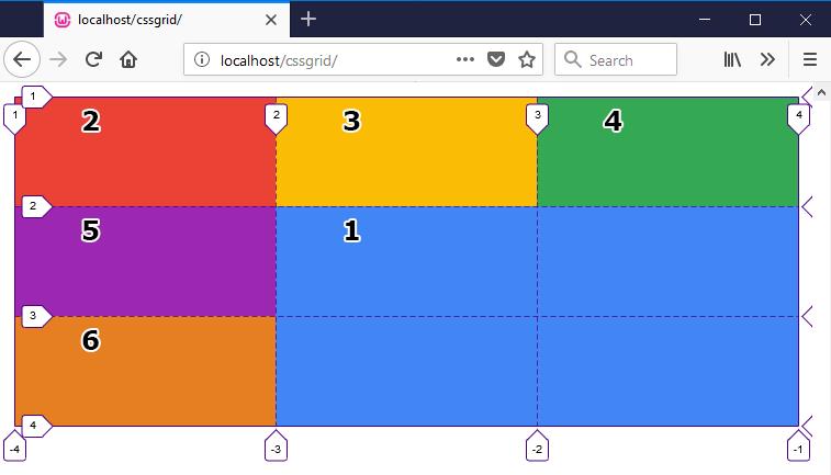 grid-row grid-column