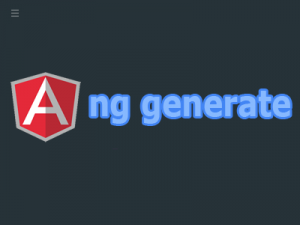 How To Create New Components In Angular Using The CLI