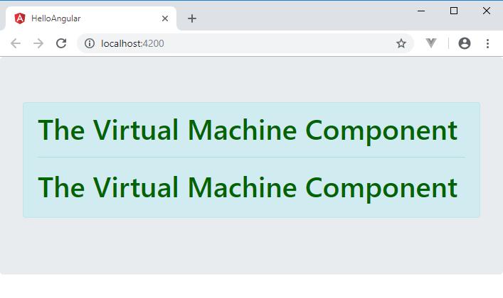 angular css style per component