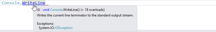 C# Example Overload Method