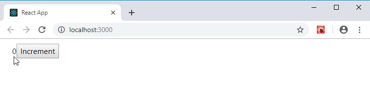 actualizaciones de la interfaz de usuario del estado