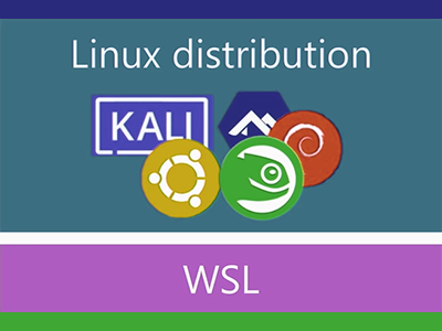 Linux Distros On WSL
