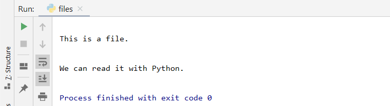 python rstrip example