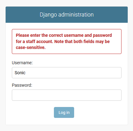 no admin rights for new users