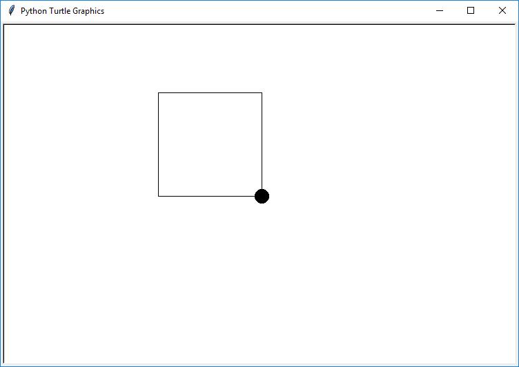 Python_Turtle_Graphics_left function