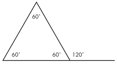 equilateral triangle python