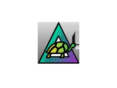 triangle python turtle