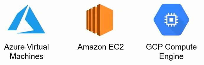 azure vm amazon ec2 google compute engine