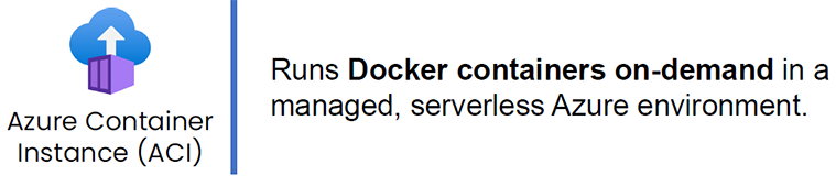 docker containers on demand