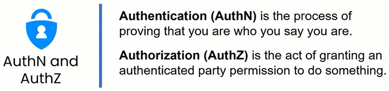 Azure Authentication And Authorization