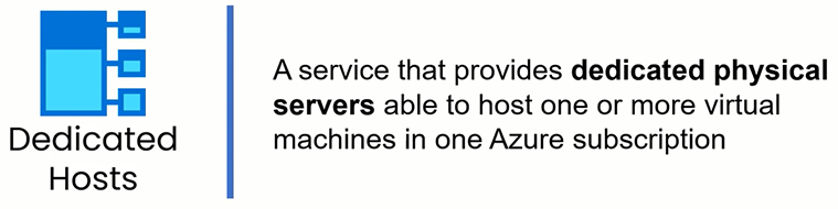 Azure Dedicated Hosts