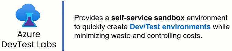Azure DevTest Labs